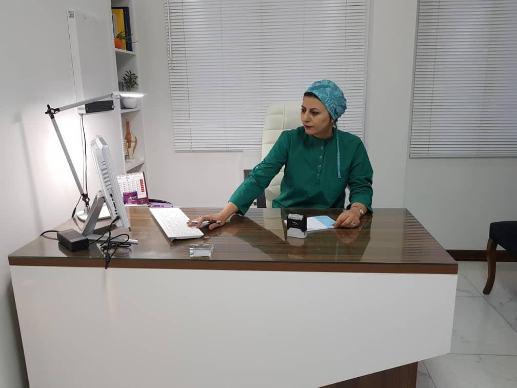 مشاوره با دکتر شیوا مدنی حسینی